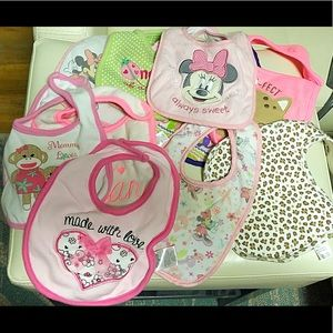 Other - 🍭Lot of 10 Bibs🍭